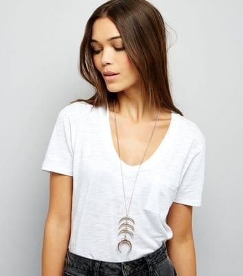 Модел бяла тениска 9