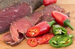 Обработено месо