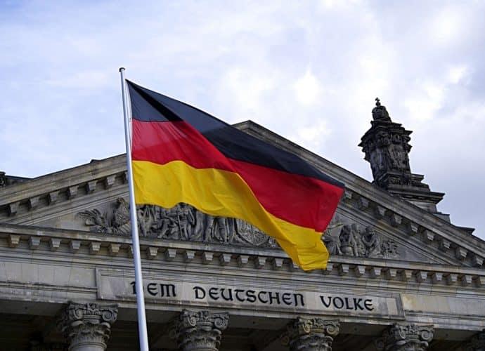 немски флаг