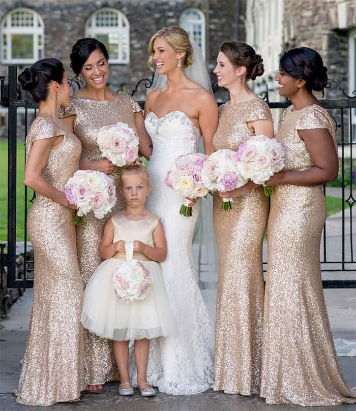 дете на сватба