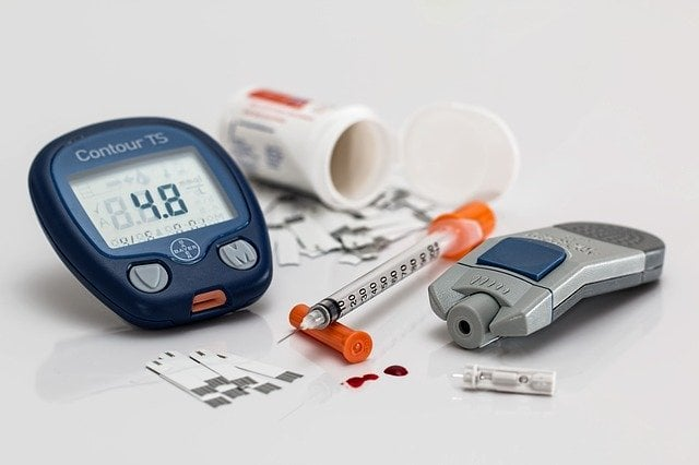 контрол на диабета