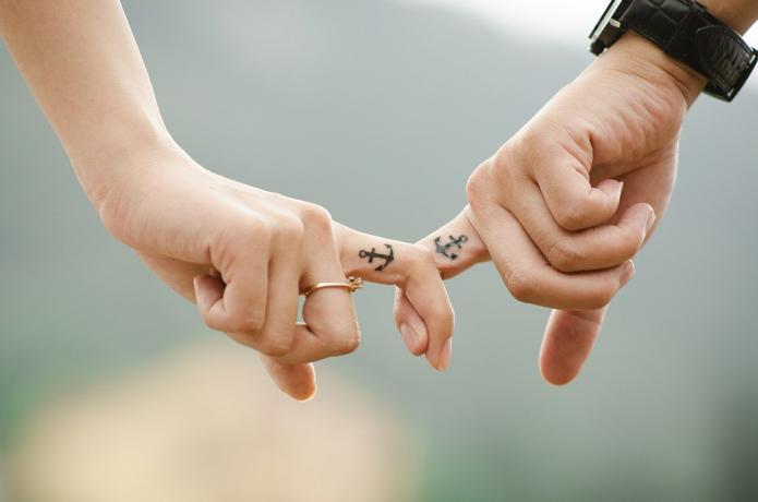 парадигма на взаимоотошенията