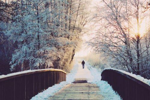 разходка сред природата