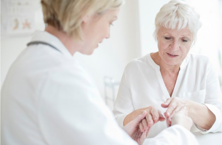 ревматоиден артрит – причини симптоми лечение