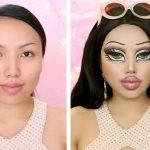 17 снимки, които правят това момиче кралица на трансформацията
