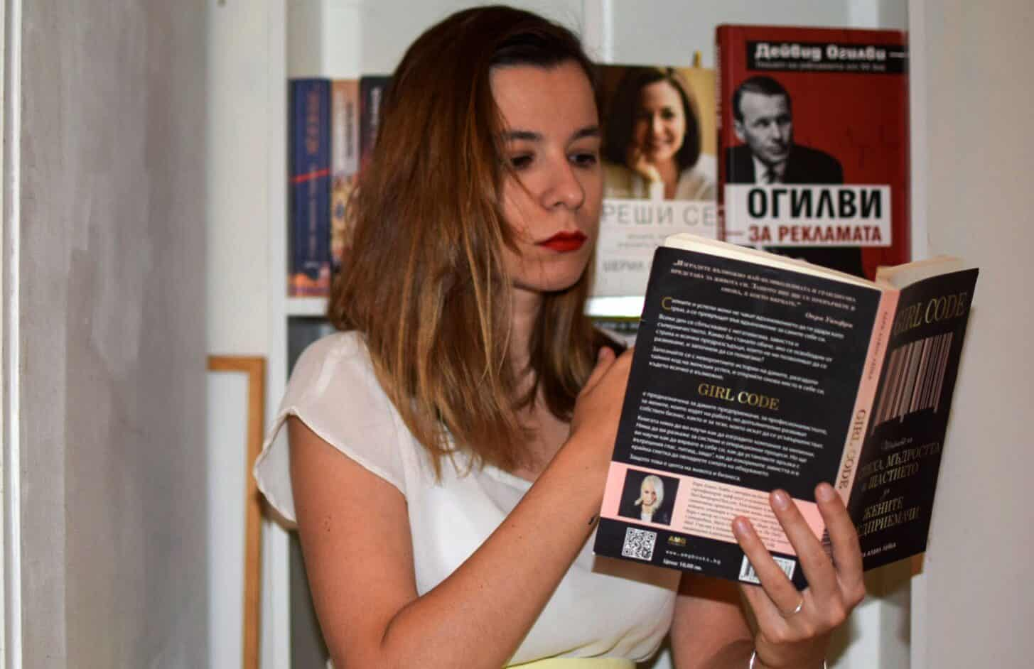 [Интервю]Станислава Симидчийска: една млада майка в бизнеса с медии и копирайтинг