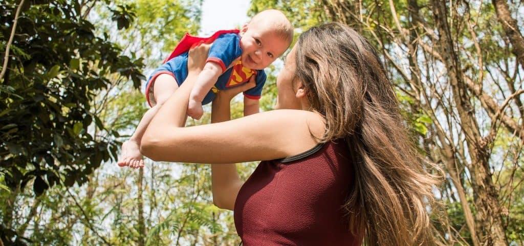 10 суперспособности, които притежават само бебетата