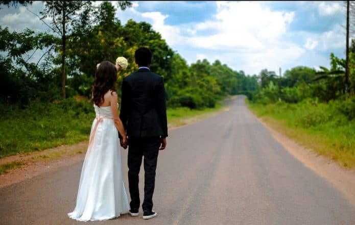 сватбен кръстопът