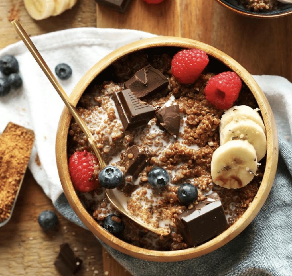 Лесни здравословни рецепти за закуска