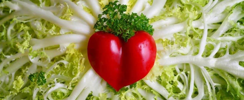 8 храни за здраво сърце