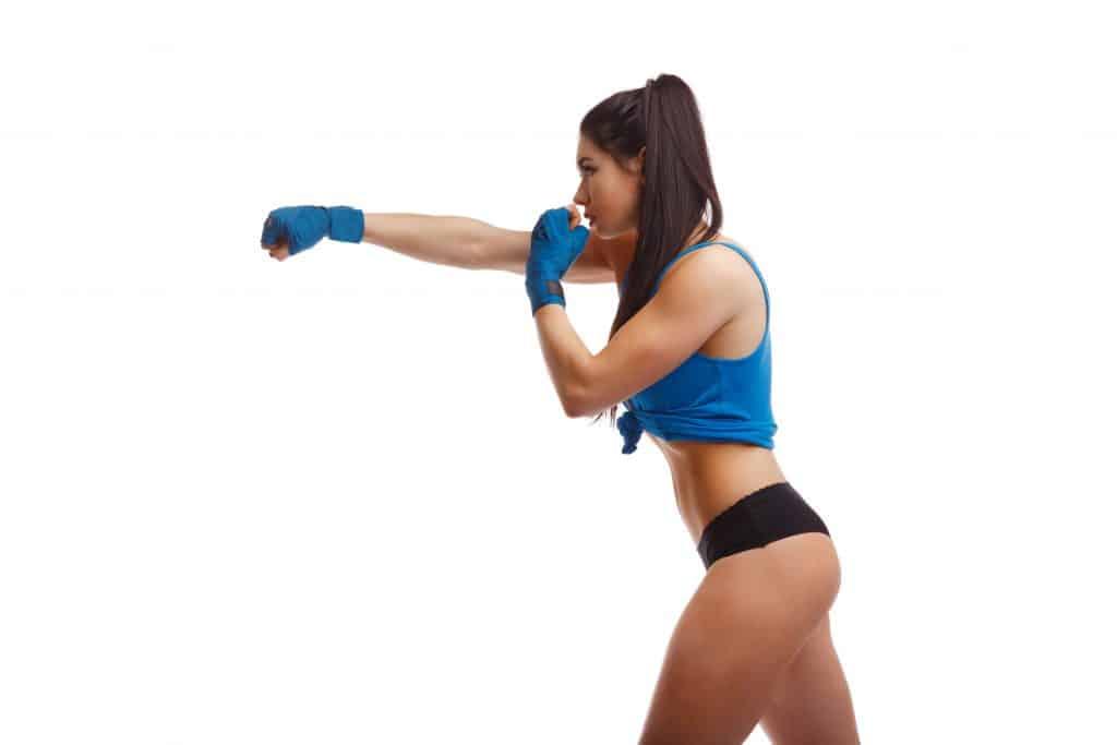 Дами време е за бокс!