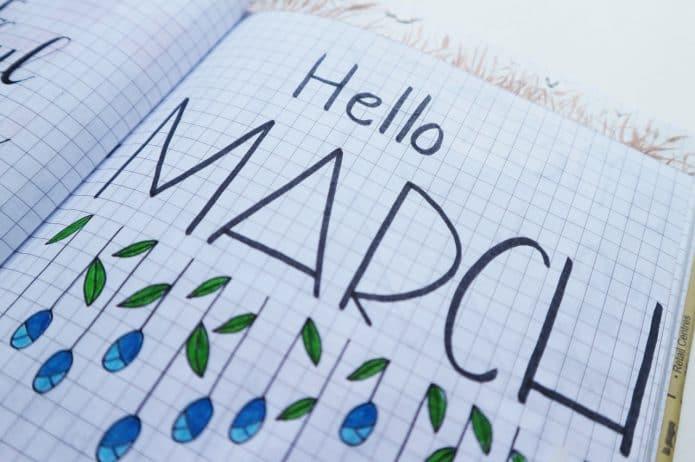 хороскоп март