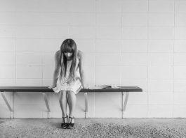 депресирана жена